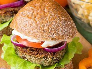 hamburguesa de lentejas engorda